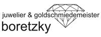 Juwelier & Goldschmiedemeister – Boretzky Logo